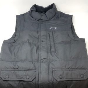 Oakley Men's Drifter Down Vest